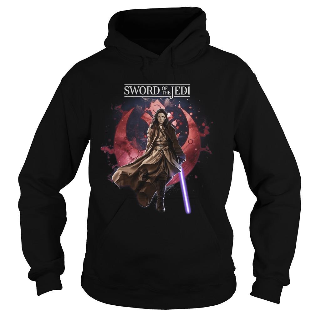 Jaina Solo Sword Of The Jedi Hoodie