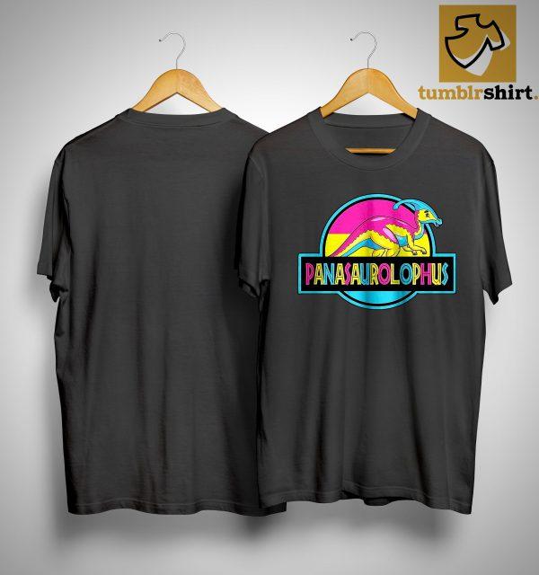 LGBT Panasaurolophus Shirt