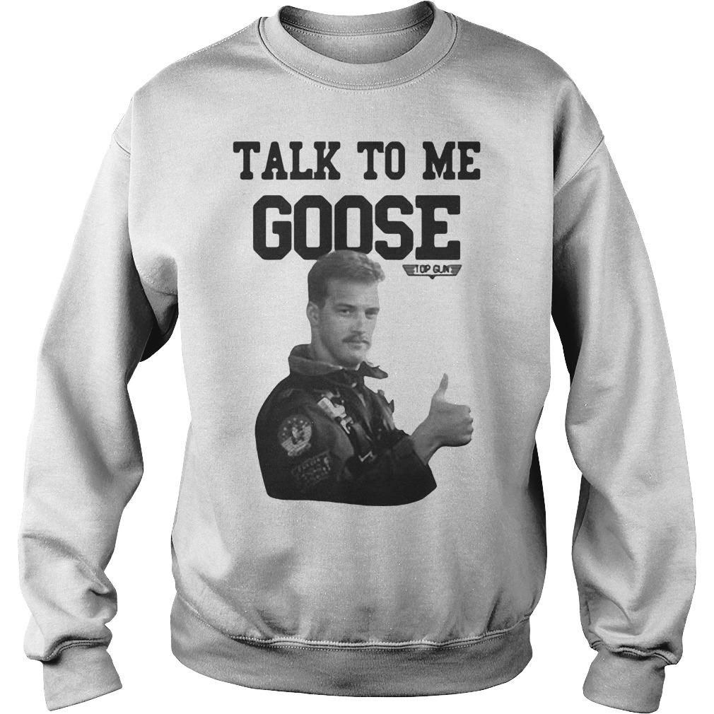 Licenza Ufficiale Talk To Me Goose Top Gun Sweater