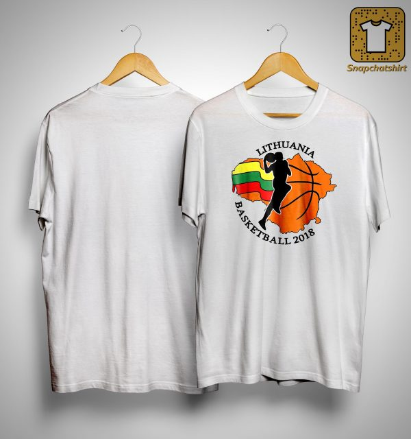 Lithuania Basketball Shirt
