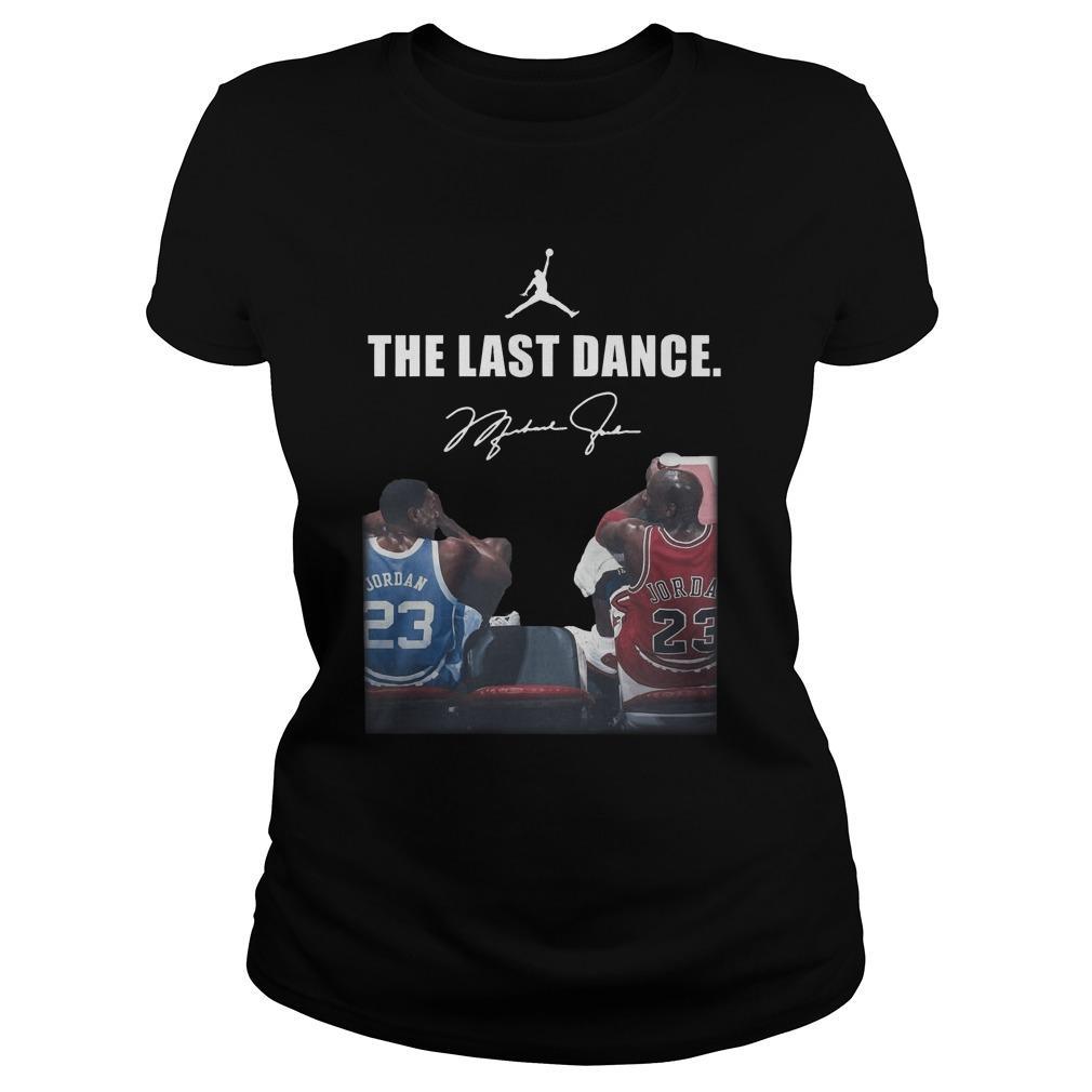 Michael Jordan Signature The Last Dance Longsleeve
