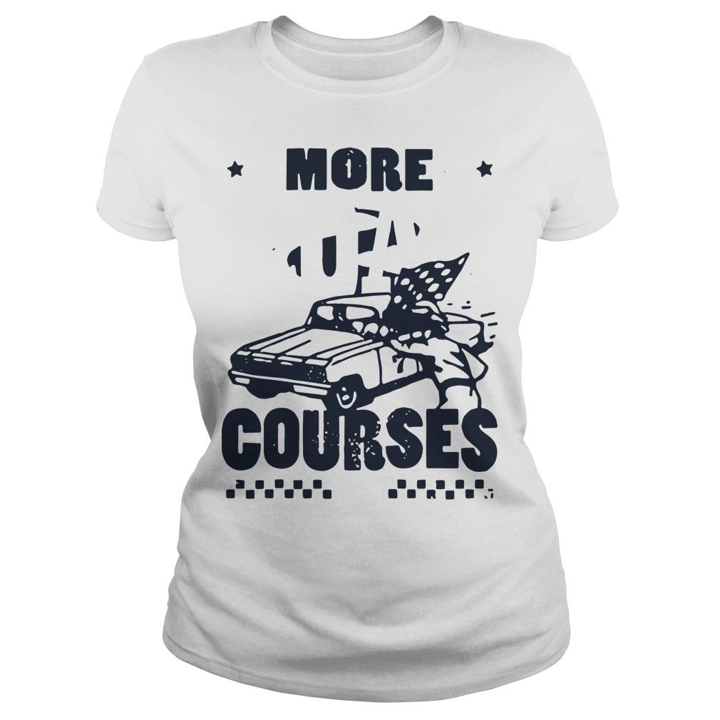 More Road Courses Longsleeve