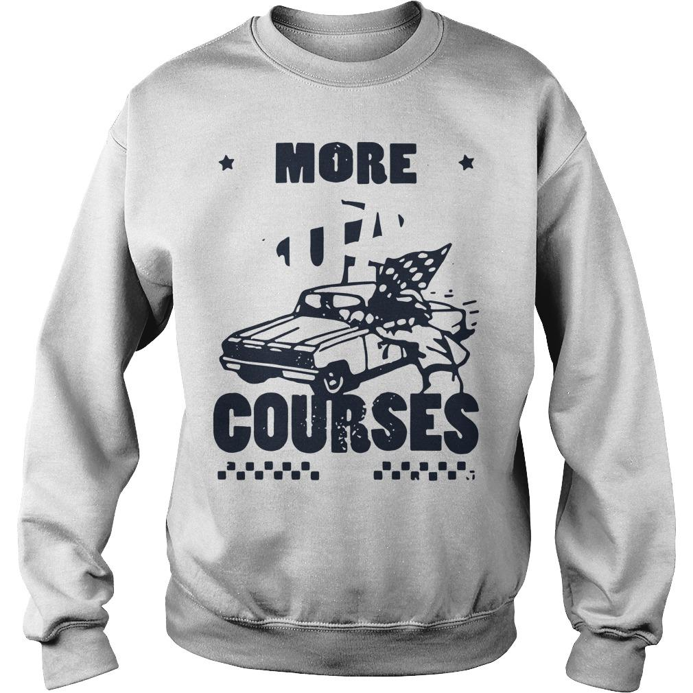 More Road Courses Sweater
