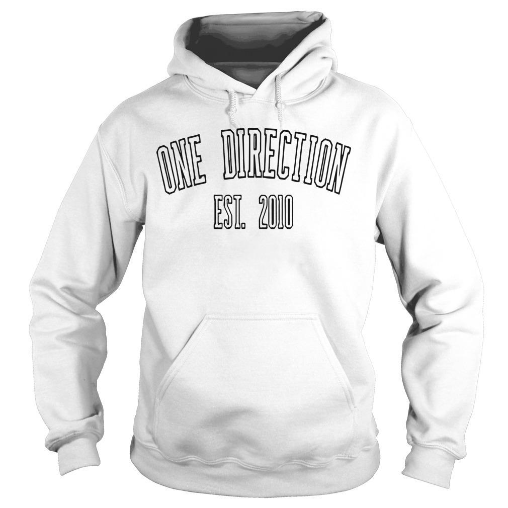 One Direction Est 2010 Hoodie