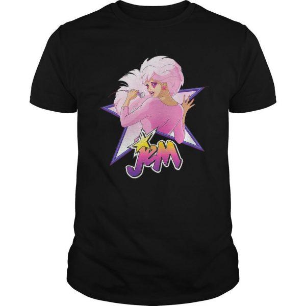Outrageous Singer Jem Shirt