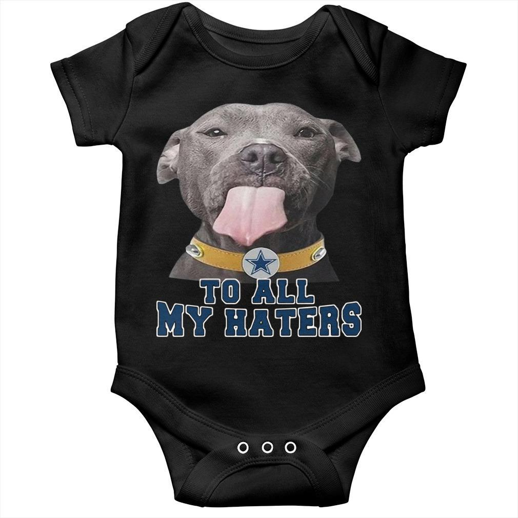 Pitbull To All My Haters Longsleeve