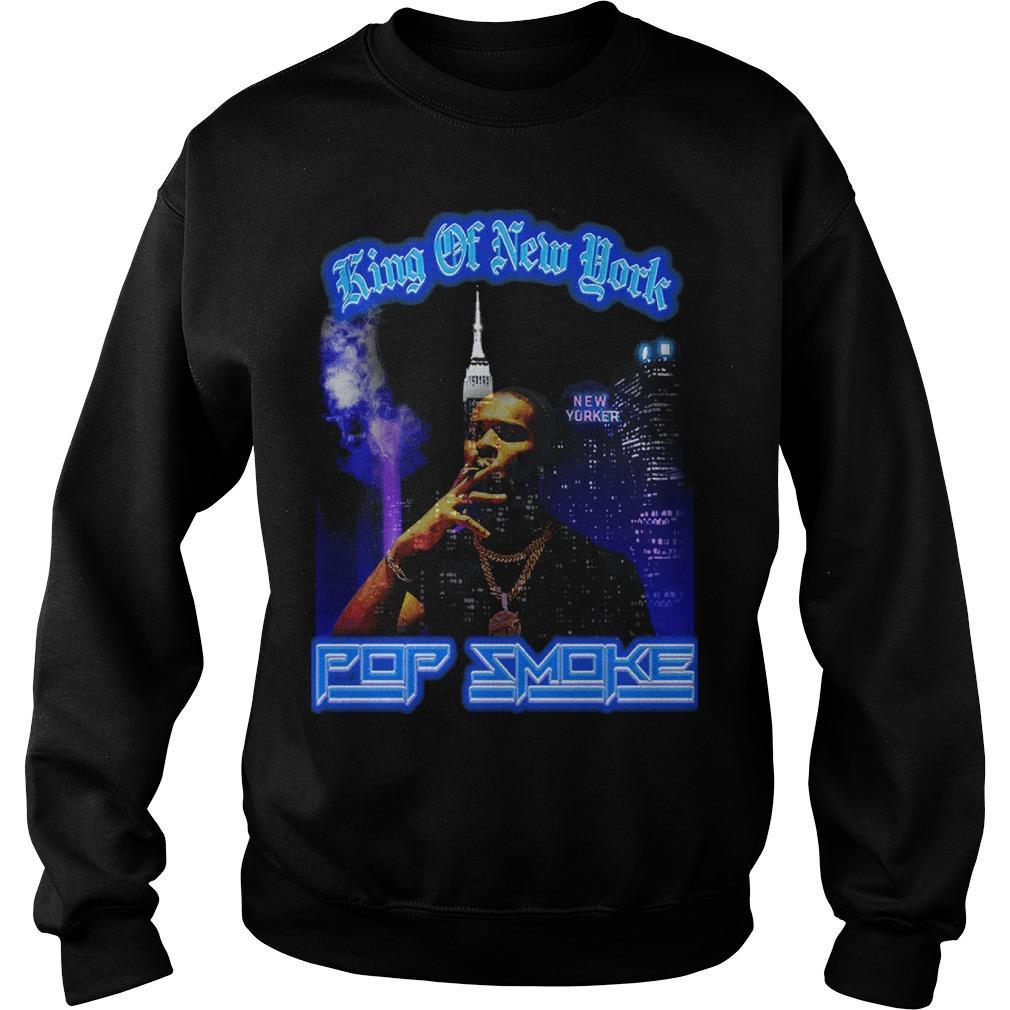 Pop Smoke King Of New York Sweater