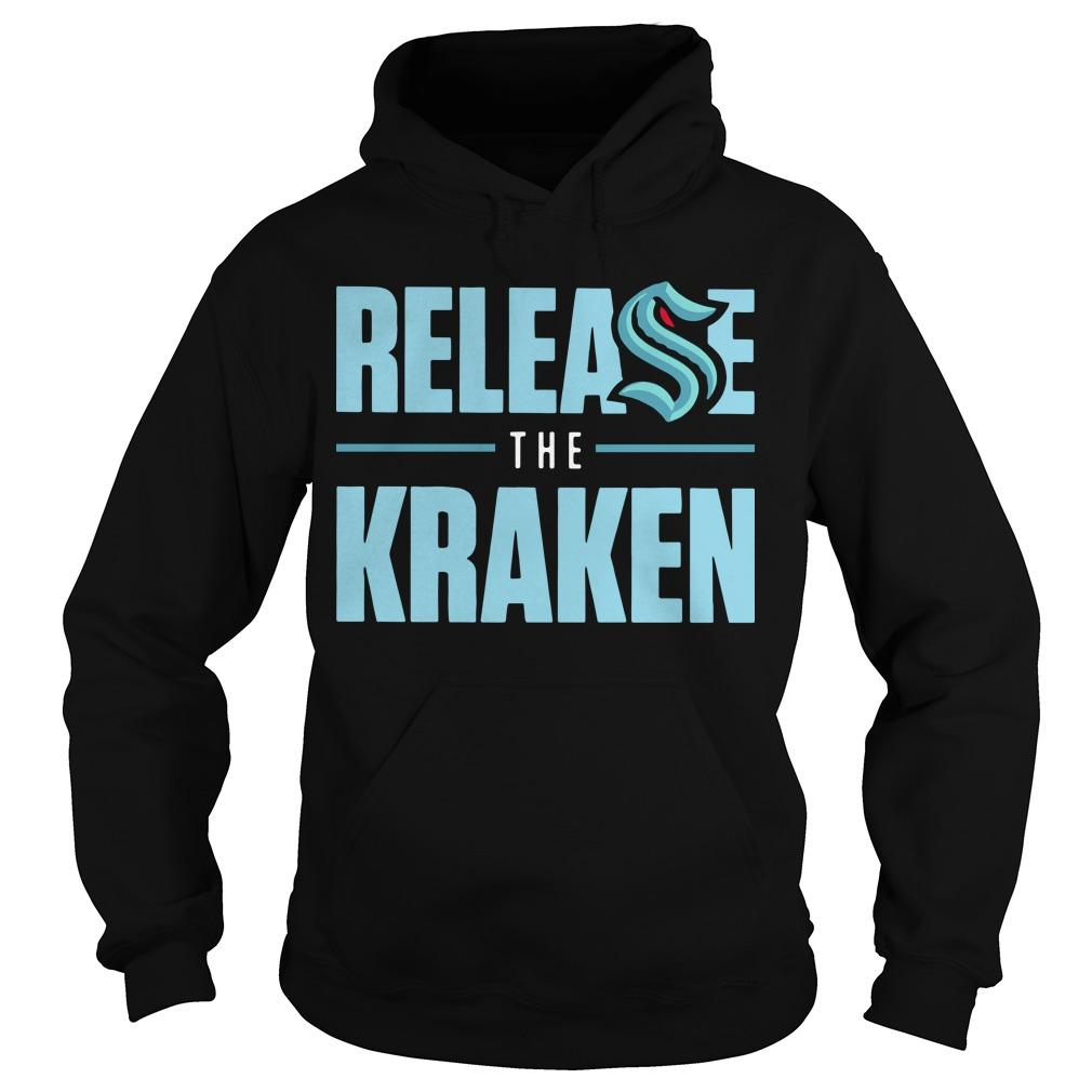 Release The Kraken T Hoodie