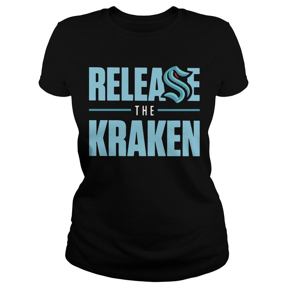 Release The Kraken T Longsleeve