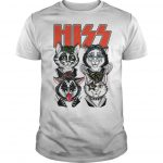 Rock Cats Hiss Shirt