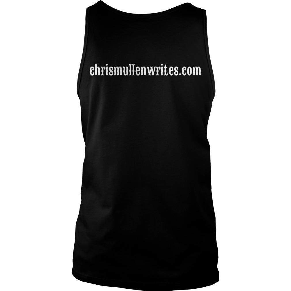 Rowdy Wild And Mean Sharp And Keen Tank Top