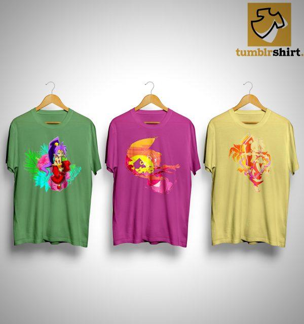 Sdcc 2020 Shantae Shirt