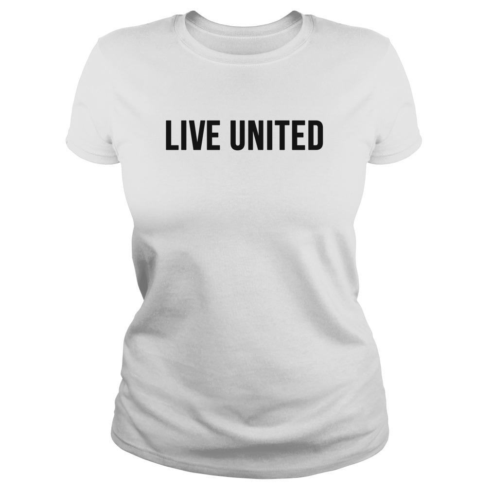 Seattle Woman Live United Longsleeve