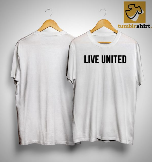 Seattle Woman Live United Shirt