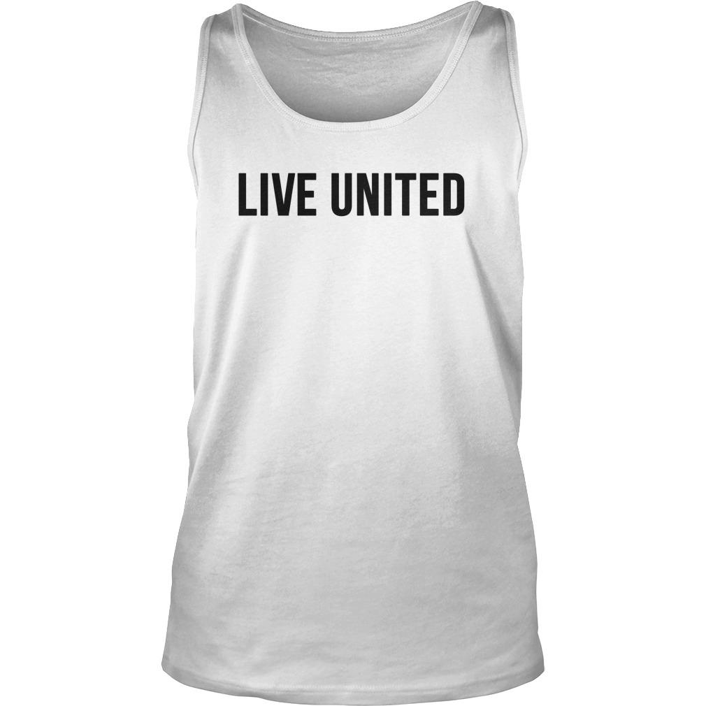 Seattle Woman Live United Tank Top