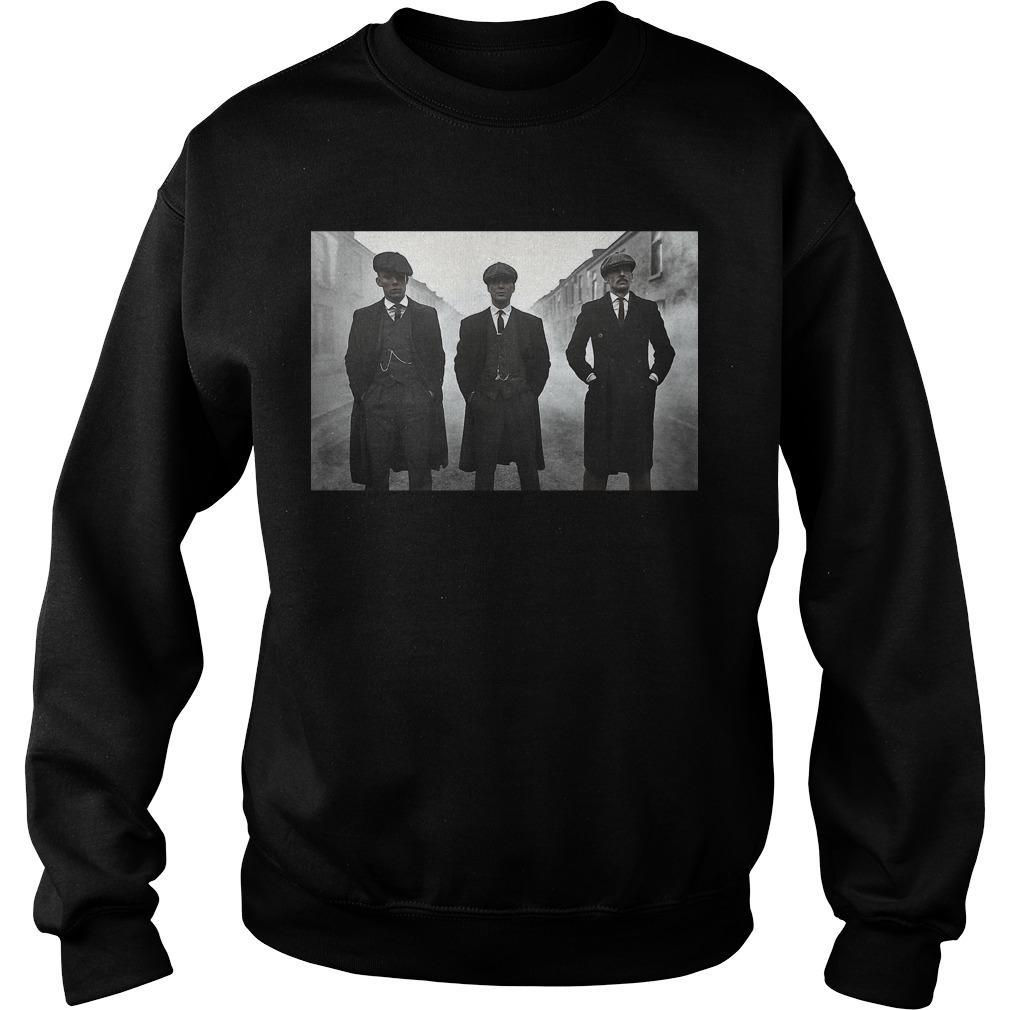 Shelby Brothers Sweater
