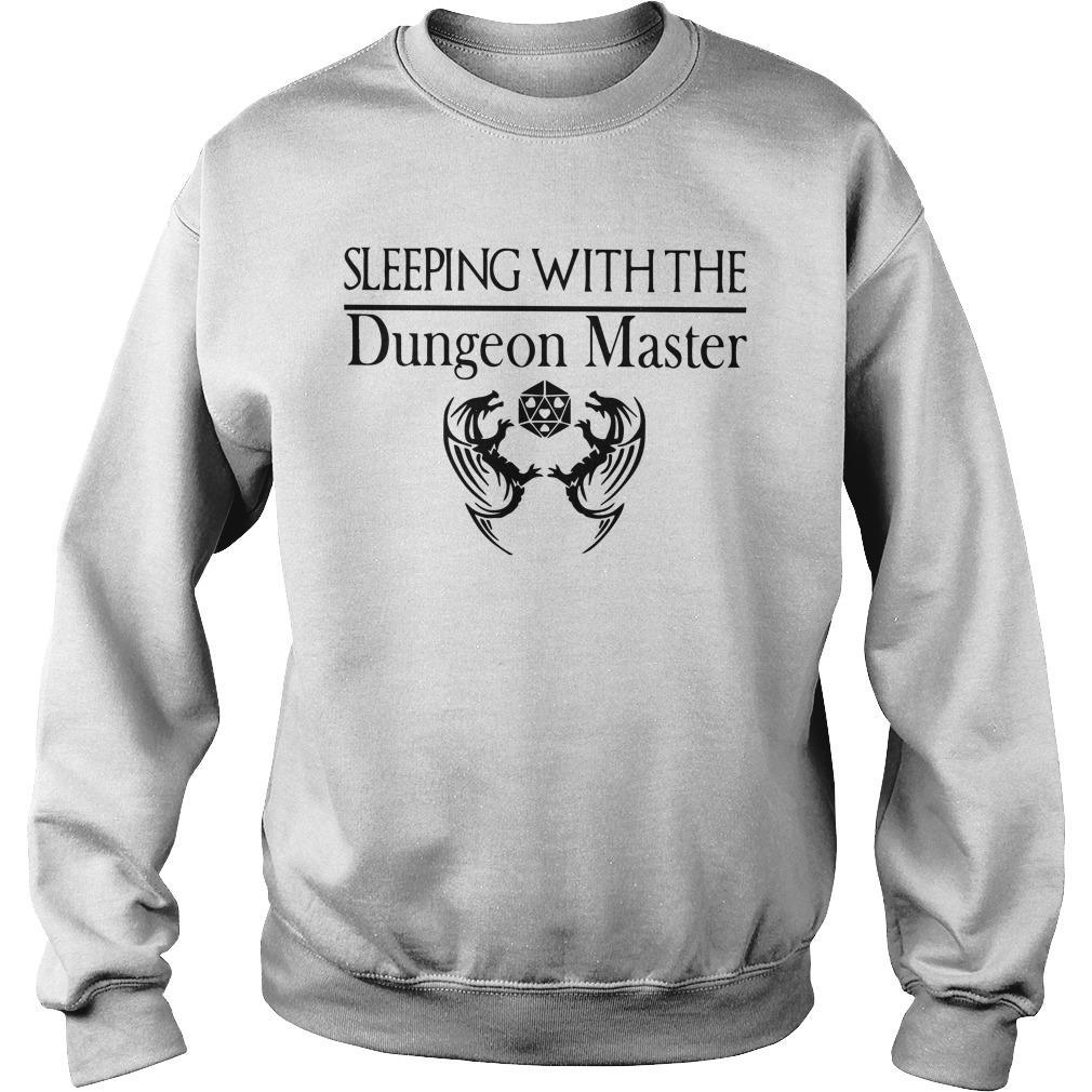 Sleeping With The Dungeon Master Sweater