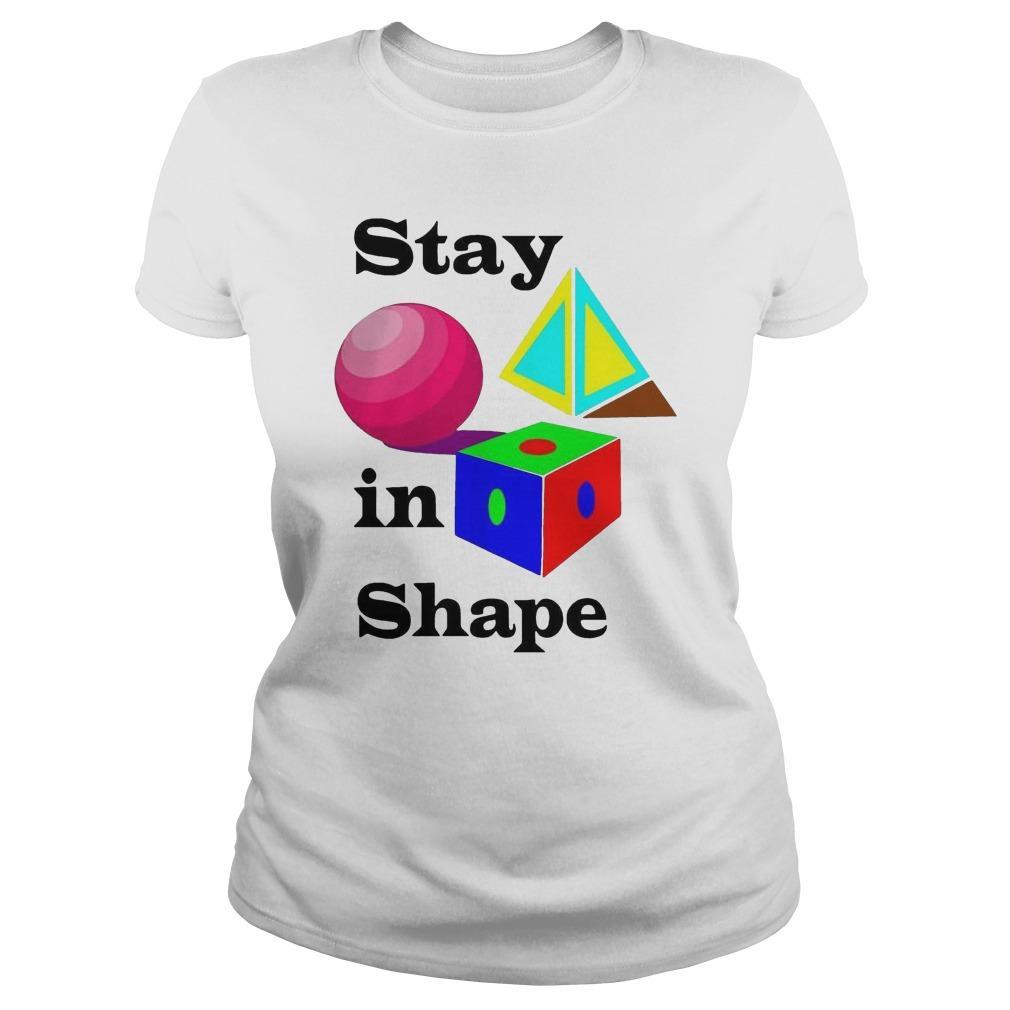 Stay In Shape Longsleeve