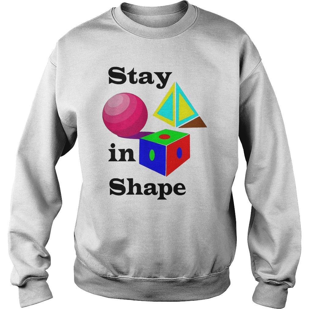 Stay In Shape Sweater