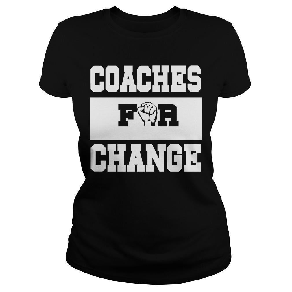 Strong Hand Coaches For Change Longsleeve