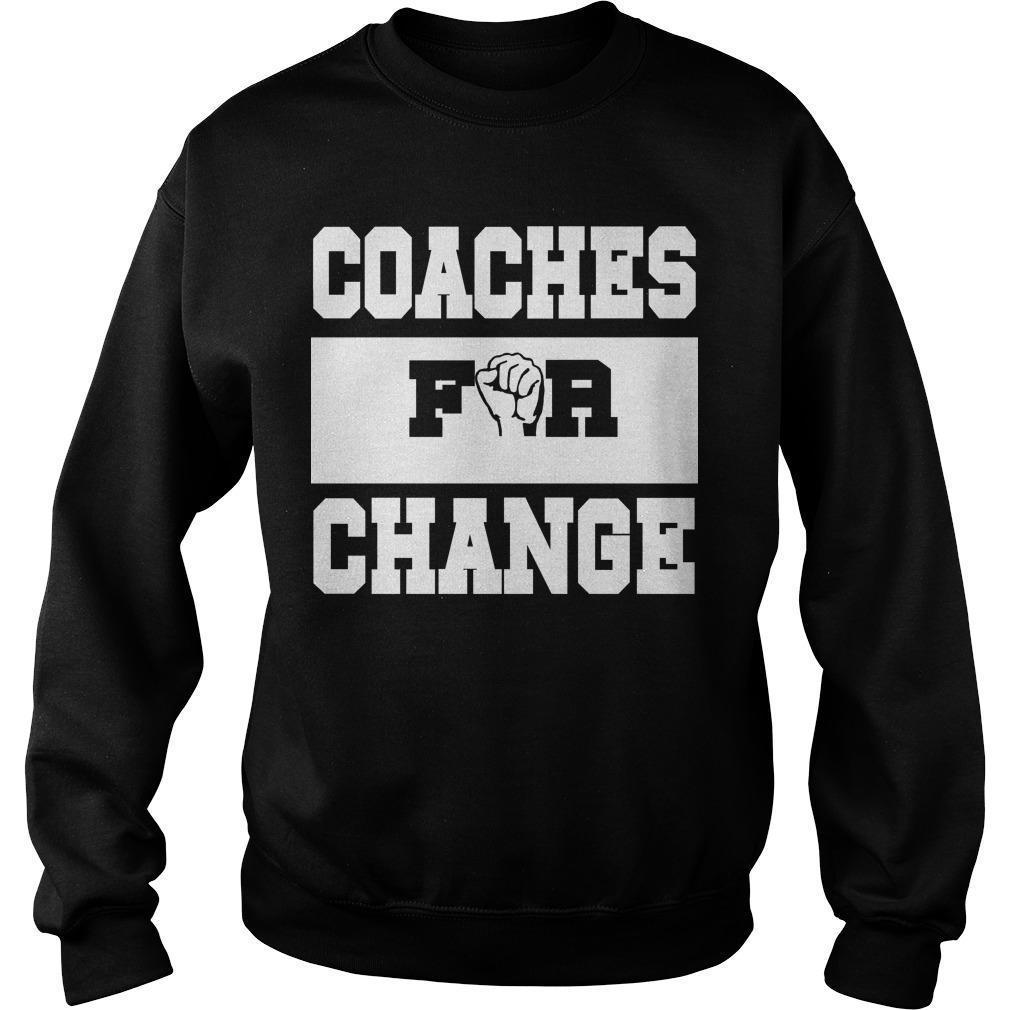 Strong Hand Coaches For Change Sweater