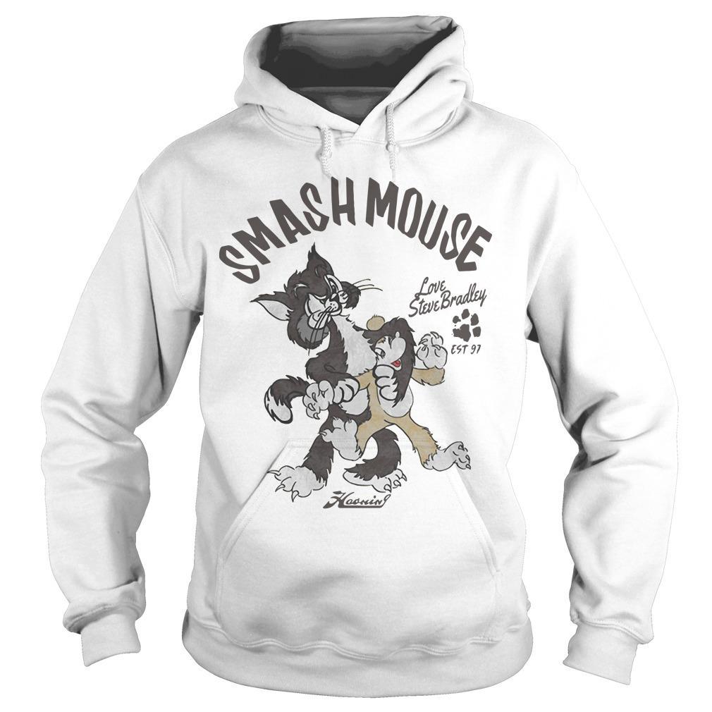 Sumie Sakai Smash Mouse Hoodie