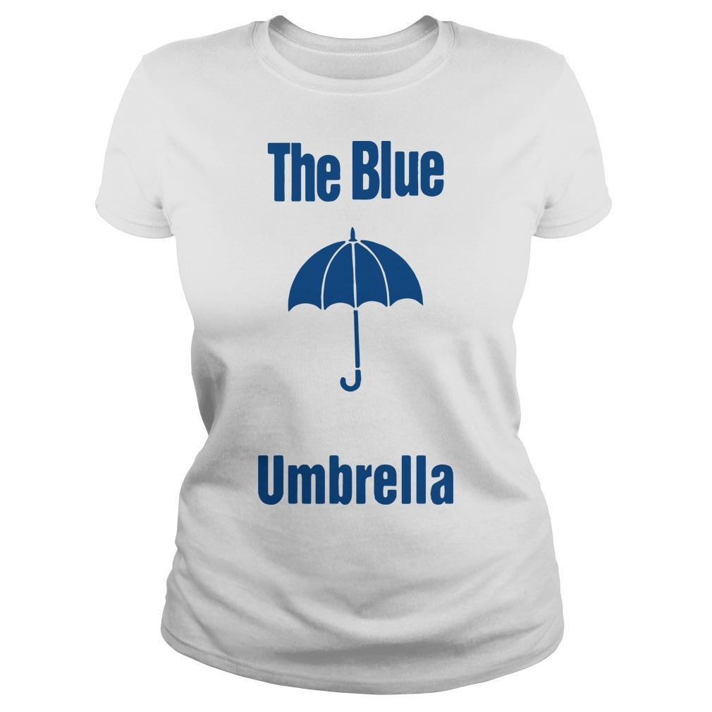 The Blue Umbrella Longsleeve