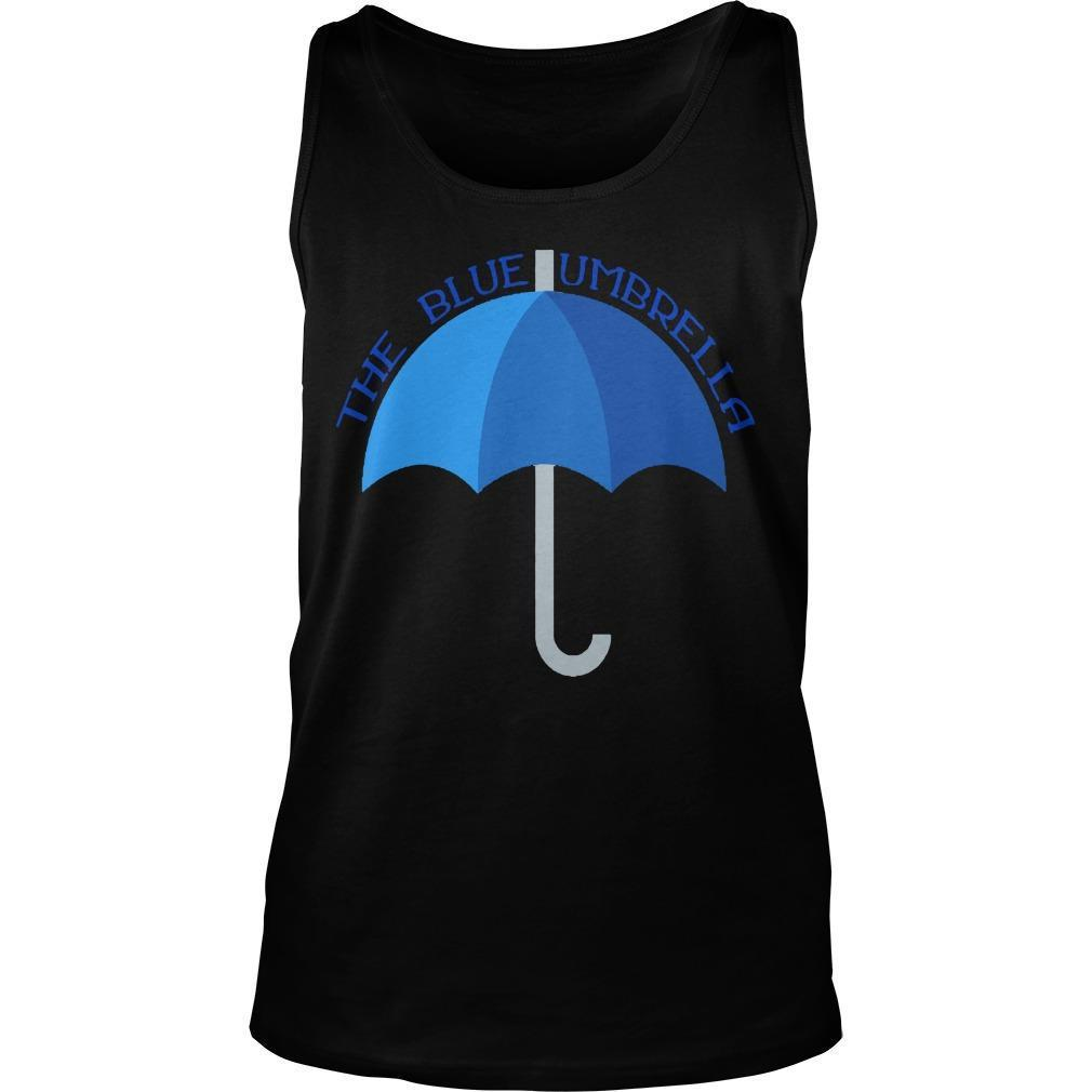 The Blue Umbrella Meaning Tank Top