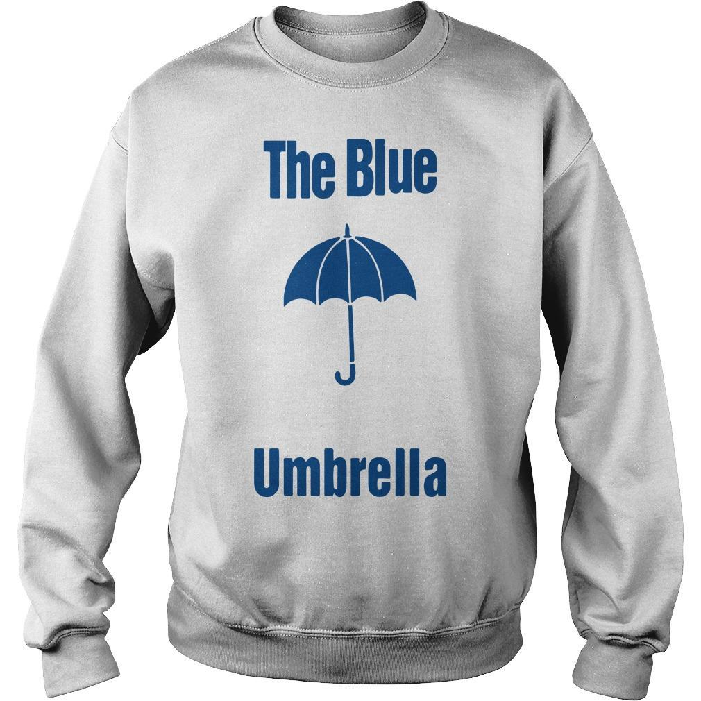 The Blue Umbrella Sweater