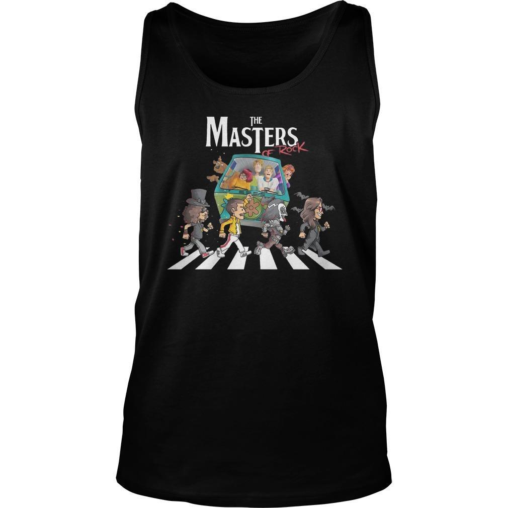 The Masters Of Rock Abbey Road Walking Tank Top