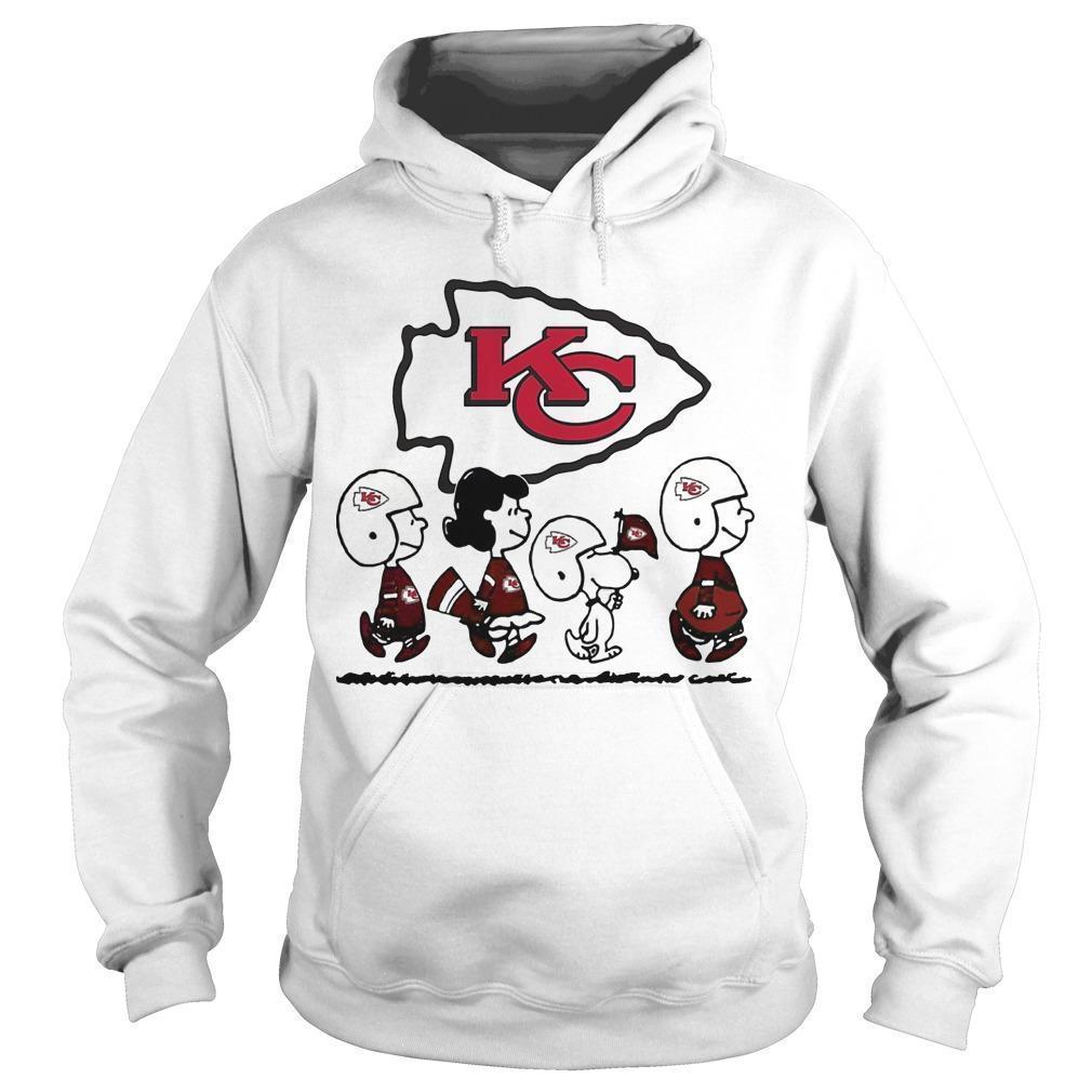 The Peanuts Kansas City Hoodie