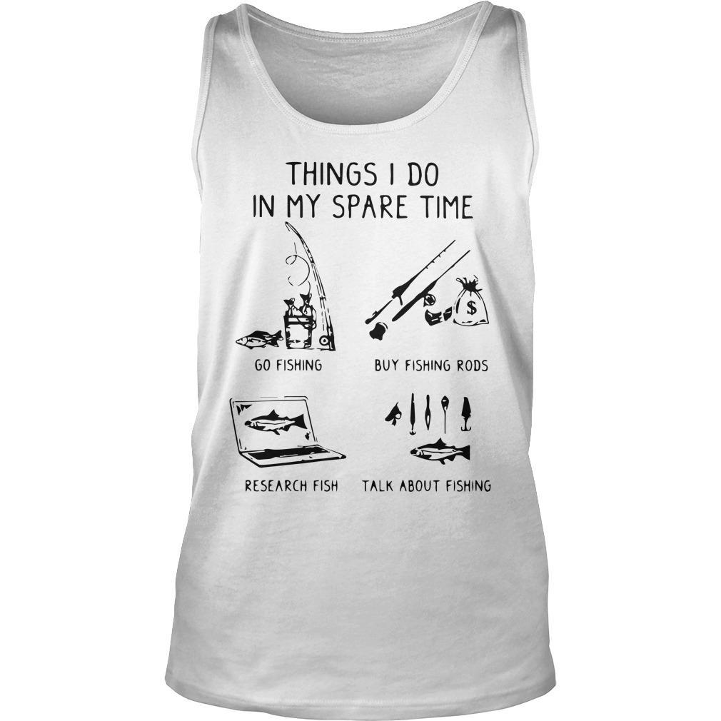 Things I Do In My Spare Time Go Fishing Buy Fishing Rods Research Fish Tank Top