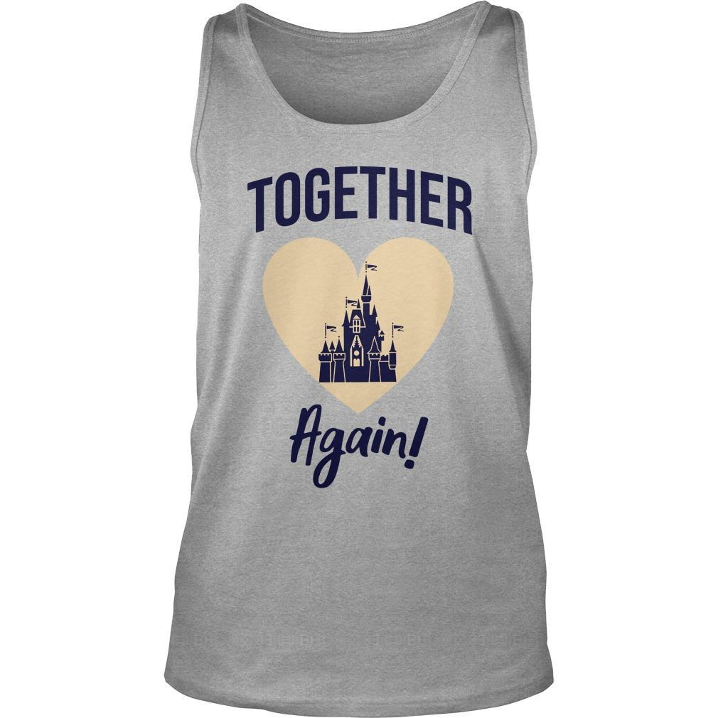 Together Again Disney Tank Top
