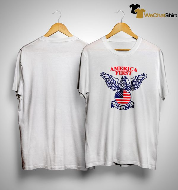 Trump Campaign Shirt America First
