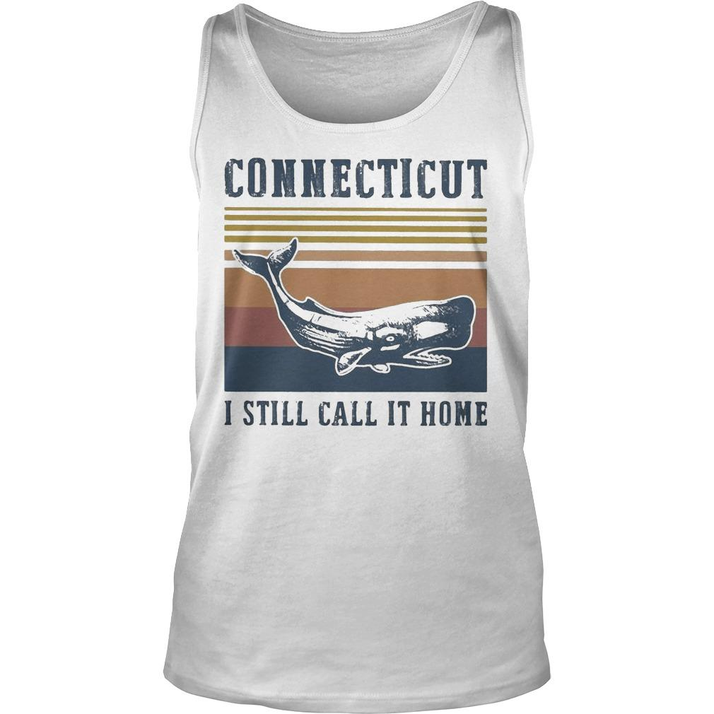 Vintage Connecticut I Still Call It Home Tank Top