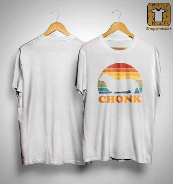 Vintage Dachshund Chonk Shirt