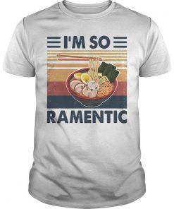 Vintage I'm So Ramentic Shirt