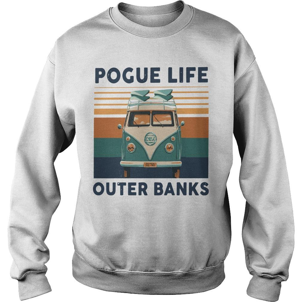 Vintage Pogue Life Outer Banks Sweater