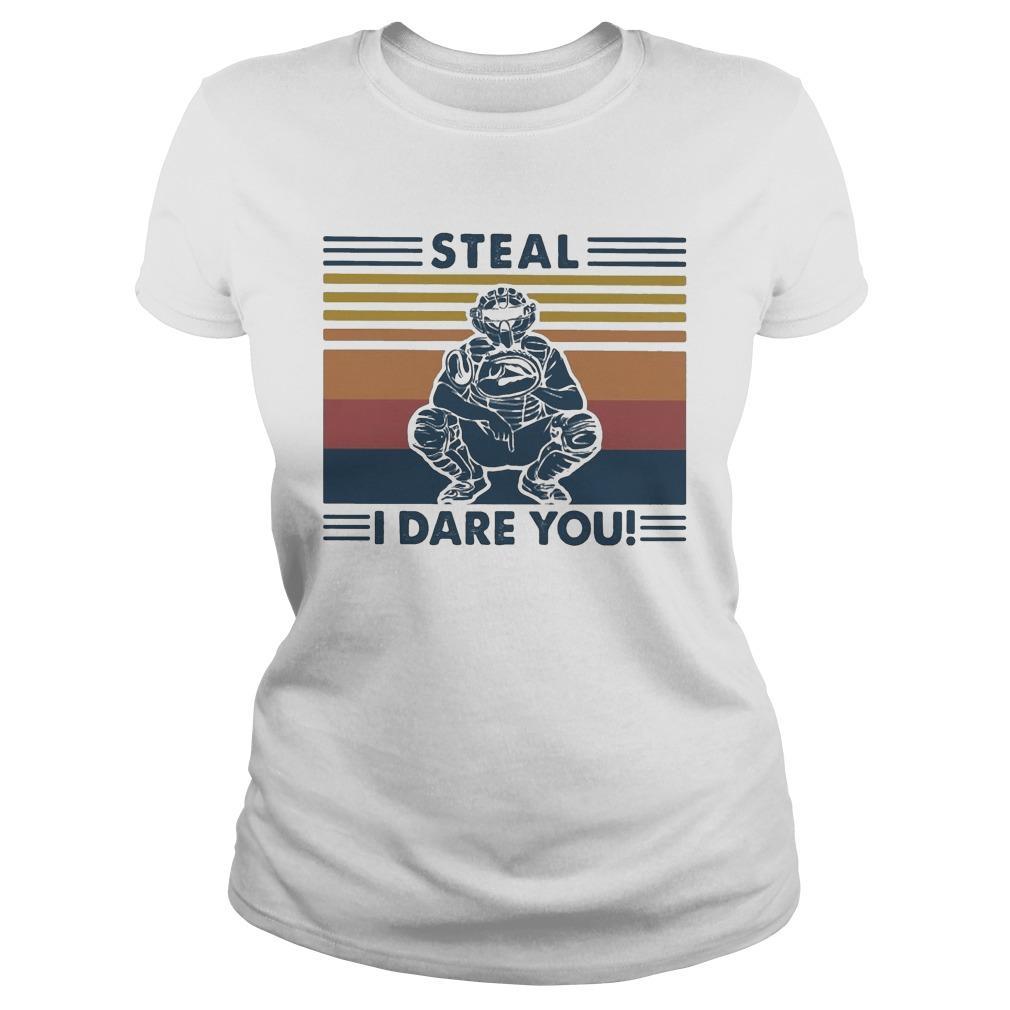 Vintage Steal I Dare You Longsleeve