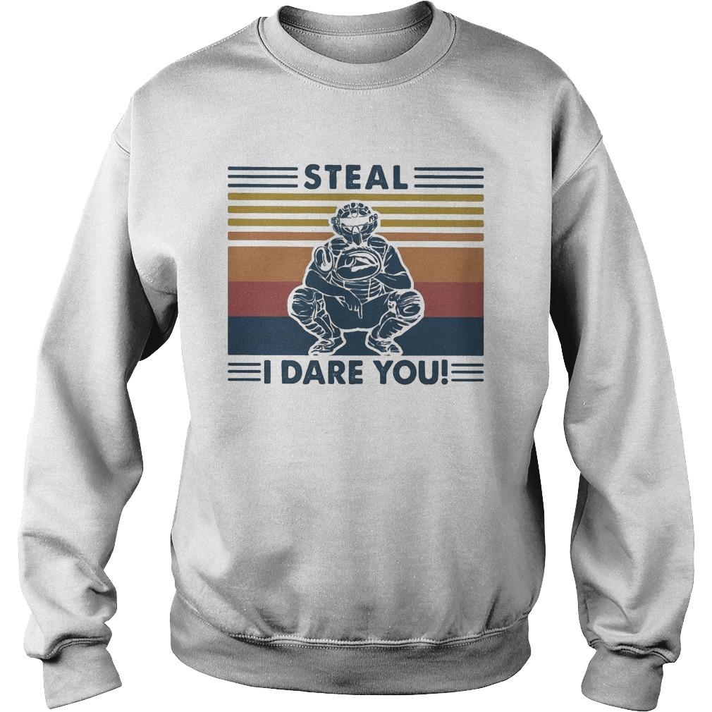 Vintage Steal I Dare You Sweater