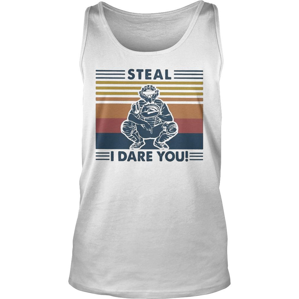 Vintage Steal I Dare You Tank Top