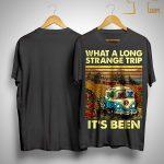 Vintage What A Long Strange Trip It's Been Shirt