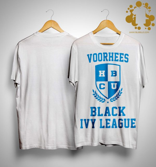 Voorhees Hbcu Black Ivy League Shirt
