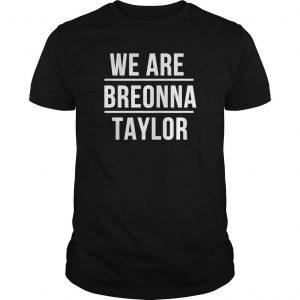 WNBPA We Are Breonna Taylor Shirt