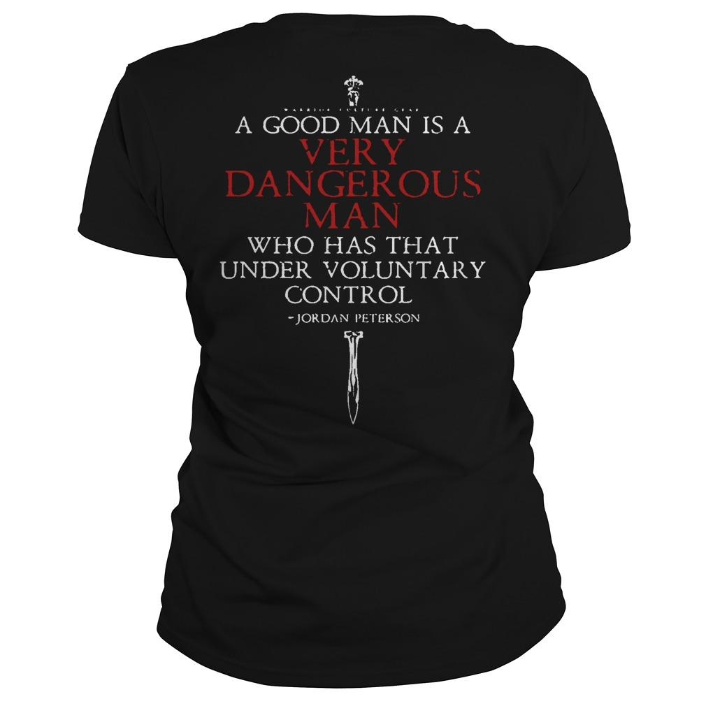 A Harmless Man Is Not A Good Man Longsleeve