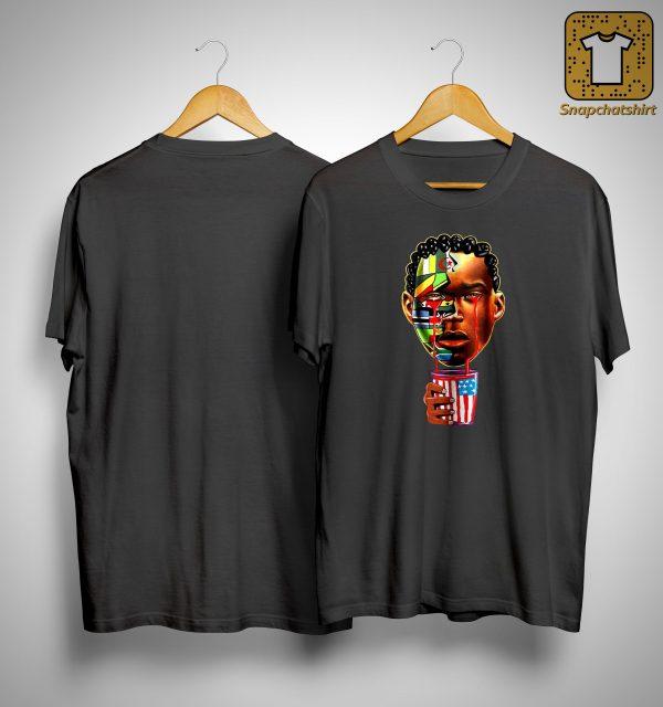 American Black African Shirt