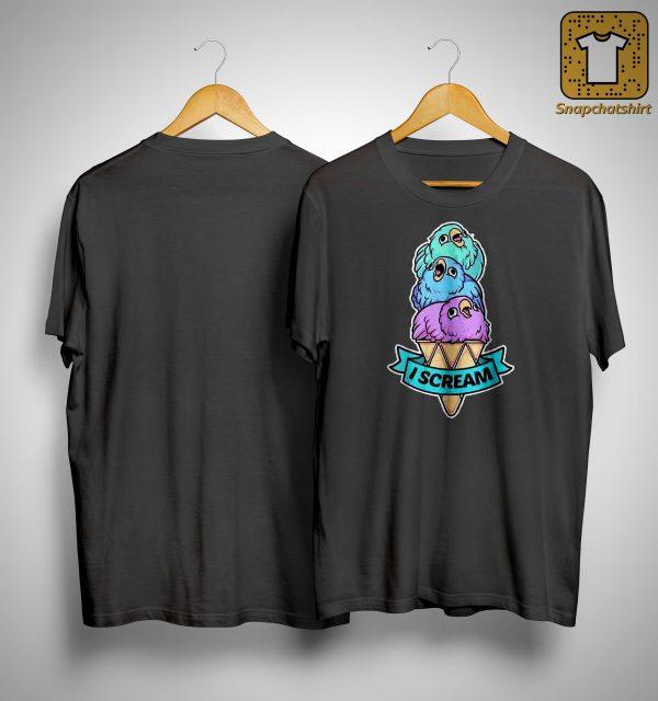 Birds I Scream Shirt