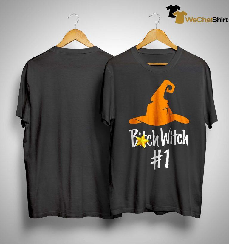 Bitch Witch #1 Shirt