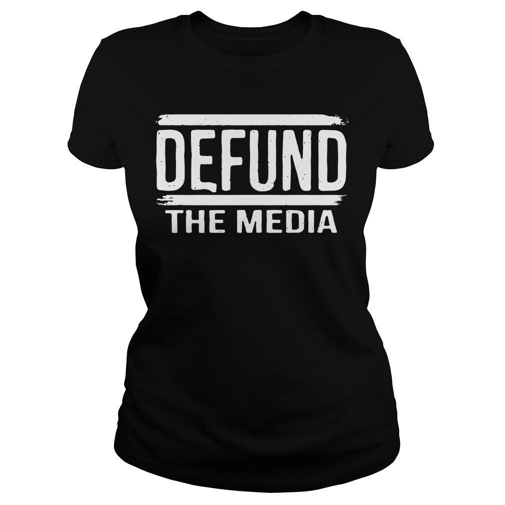 Defund The Media Longsleeve