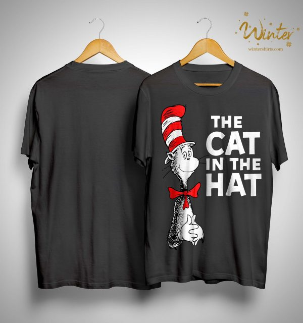 Dr Seuss The Cat In The Hat Shirt